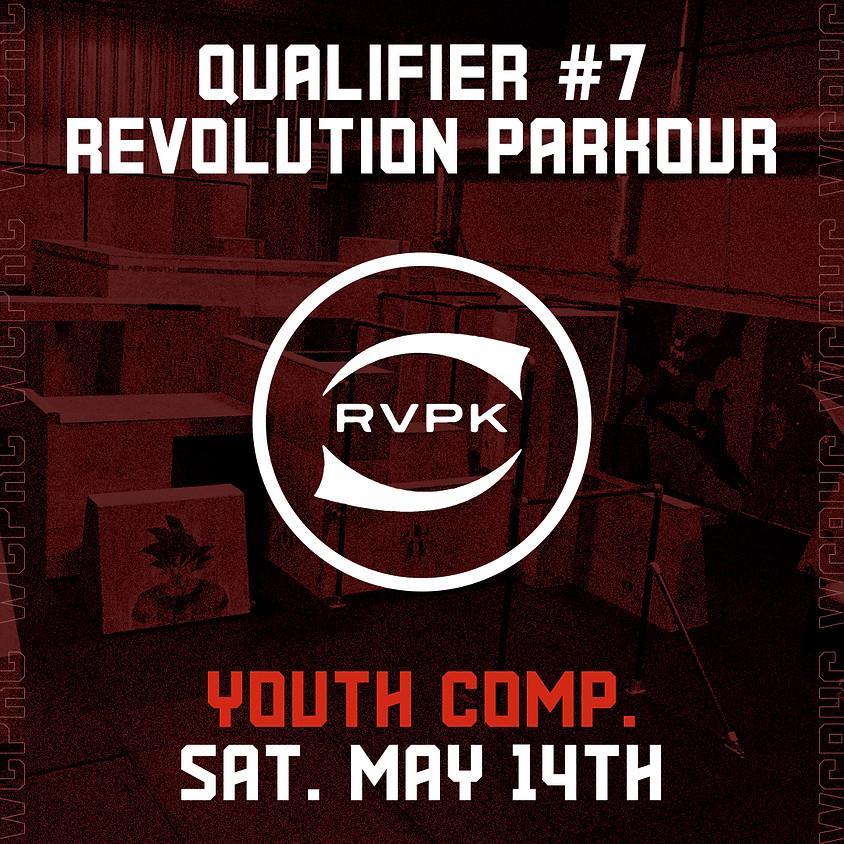 Revolution Parkour - Qualifier 7/8 (Youth Comp.)