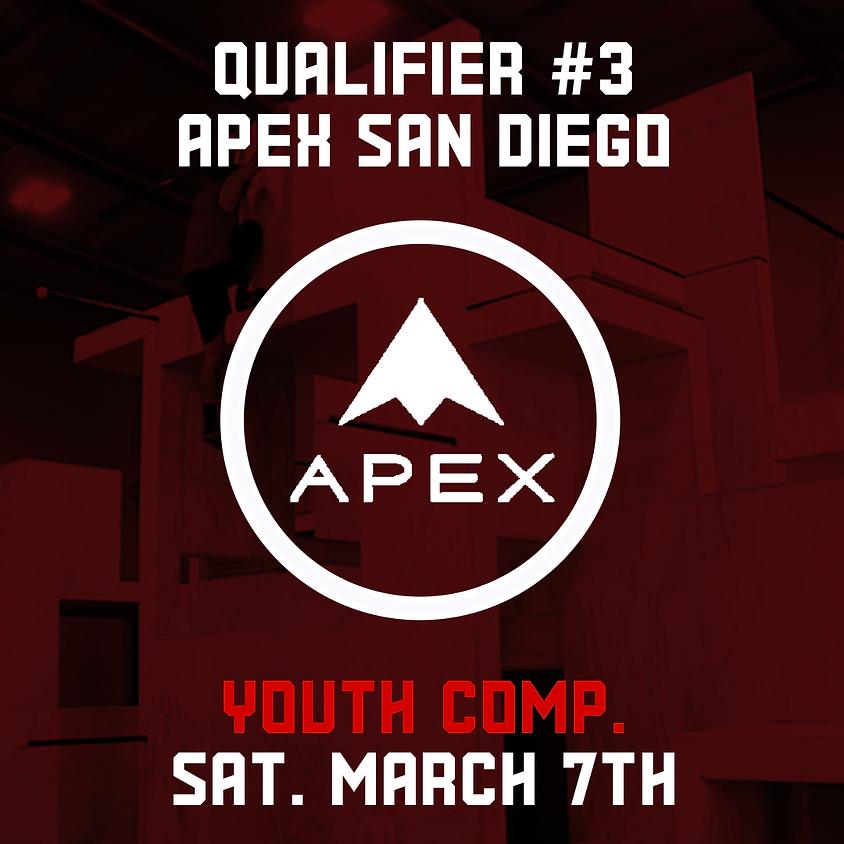 Apex San Diego - Qualifier 3/7 (Youth Comp.)