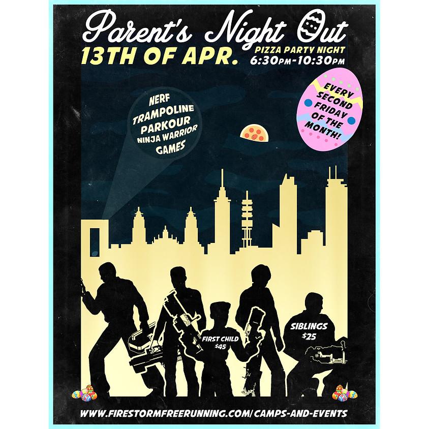 April Parents Night Out