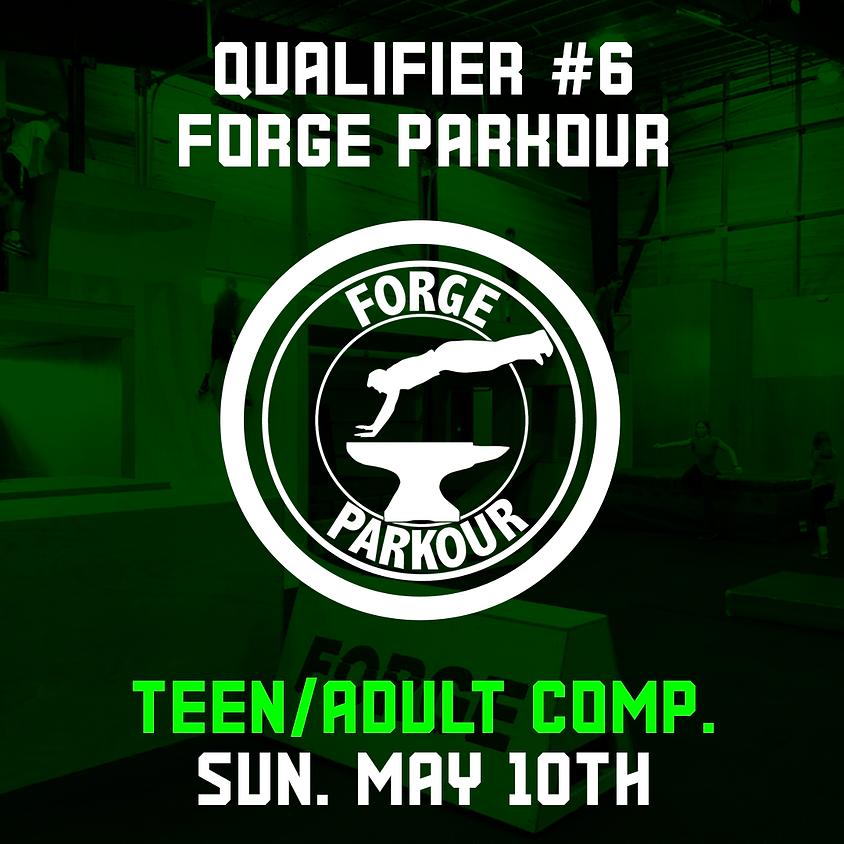 Forge Parkour - Qualifier 6/7 (Teen/Adult Comp.)