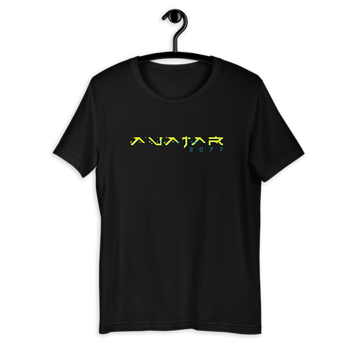 Avatar 2077 Logo Tee
