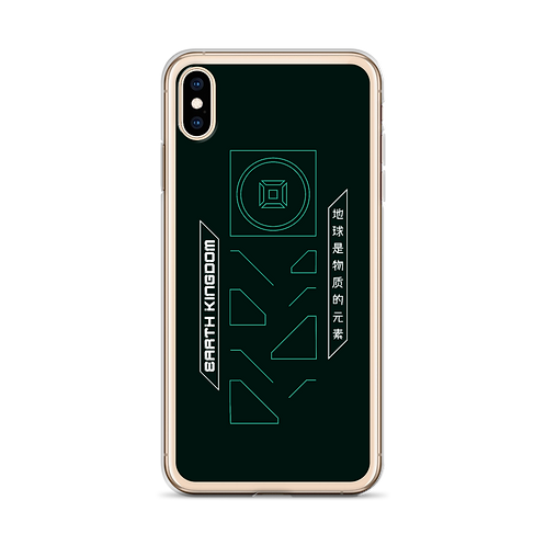 Earth Kingdom iPhone Case