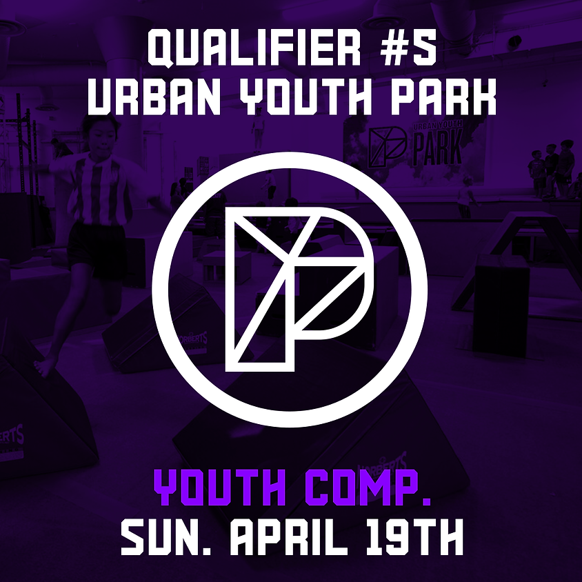 Urban Youth Park - Qualifier 5/7 (Youth Comp.)