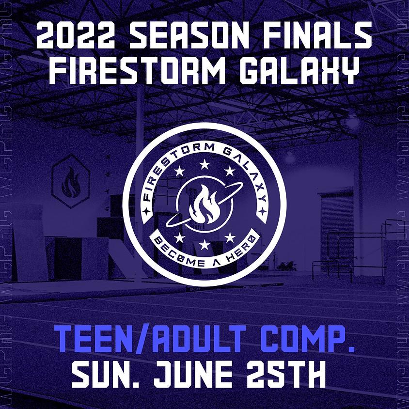 Firestorm Galaxy - 2022 Season Finals (Teen/Adult Comp.)