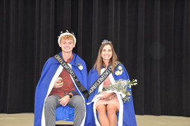 2020 Homecoming Coronation