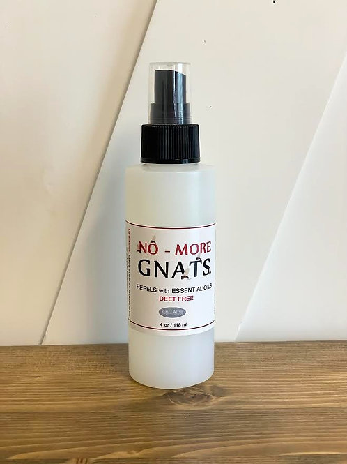 No-More Gnats All Natural Bug Spray