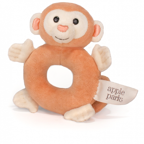 Monkey Soft Teething Toy