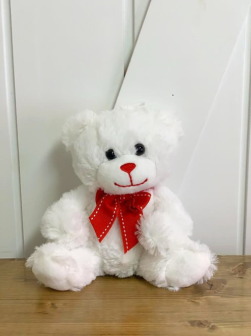 "7"" Sitting Plush Bear"