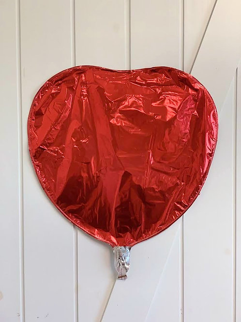 Heart Balloon - Red