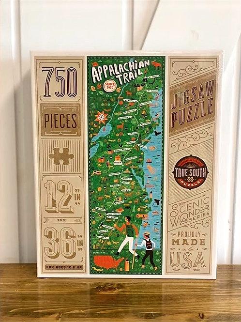 Appalachian Trail Puzzle