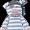 Thumbnail: Pirate Pig Plush