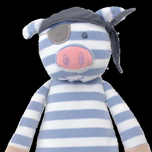 Pirate Pig Plush