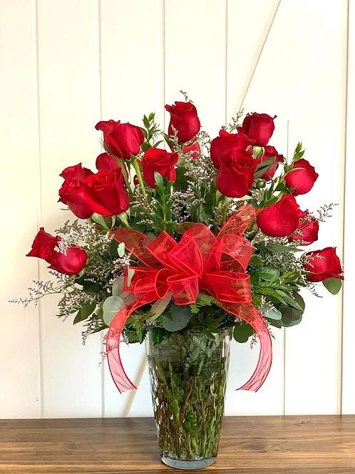 1 1/2 Dozen Roses