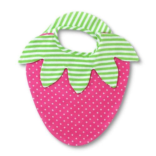 Fruity Bib Strawberry