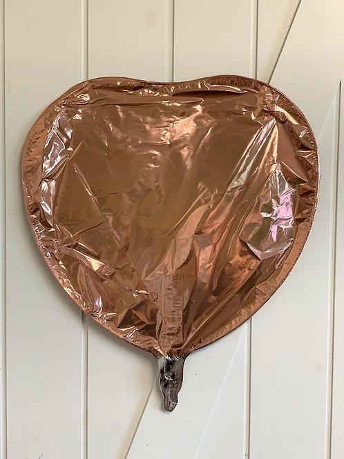 Heart Balloon - Pink