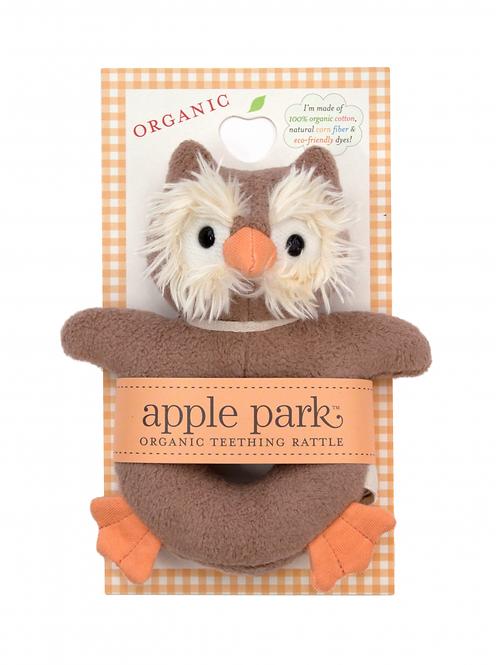 Owl Soft Teething Toy