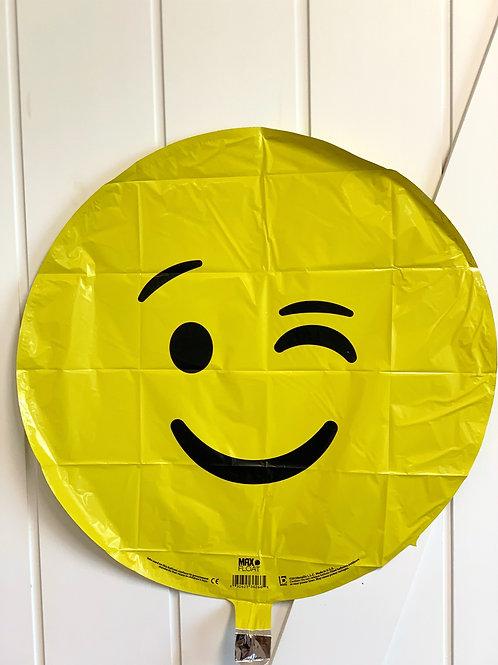 Winking Smile Balloon