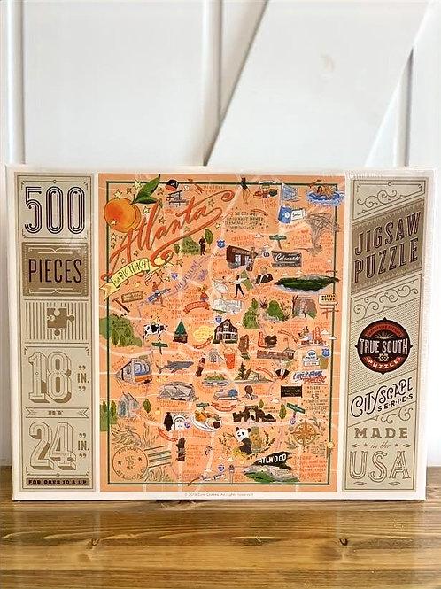 Atlanta Puzzle