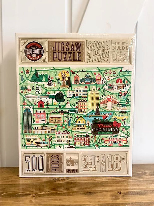Classic Christmas Puzzle