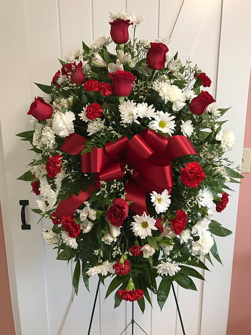 Red and White Remembrance