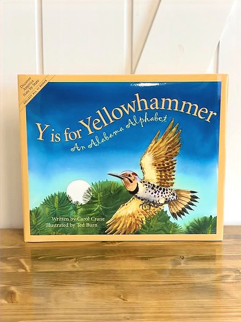 Y is for Yellowhammer - An Alabama Alphabet Book