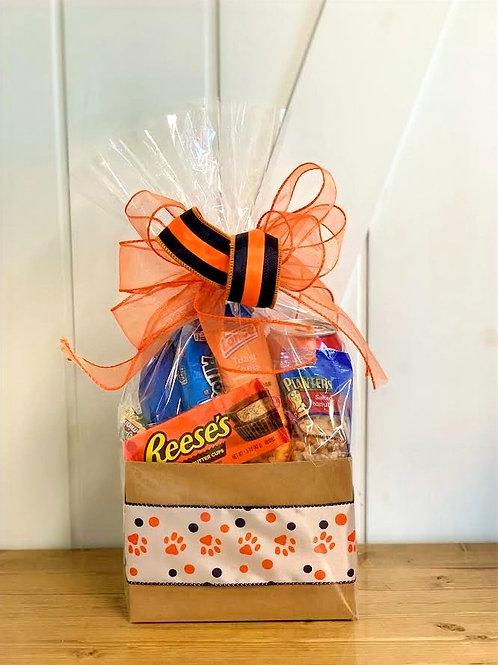Collegiate Snack Box - Auburn University