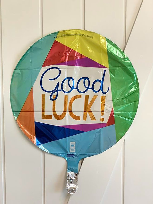 Good Luck! Balloon