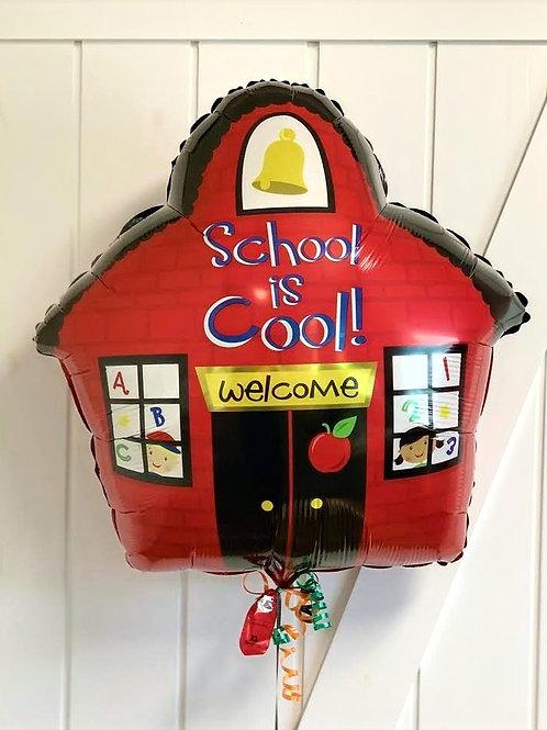 School Is Cool Balloon