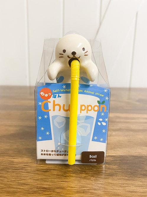 Sea Friends Self Watering Planter - Seal Pup
