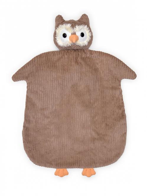 Who The Owl Blankie