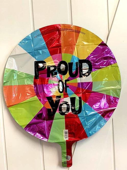 Proud Of You Balloon
