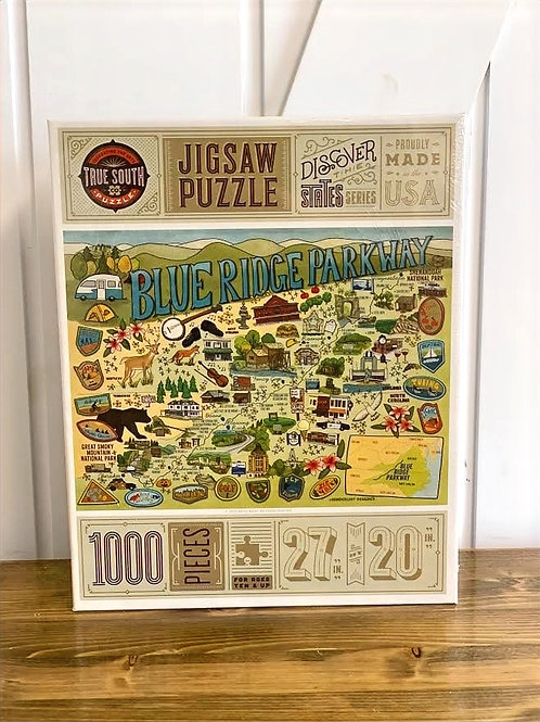 Blue Ridge Parkway Puzzle