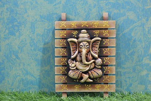 Terracotta 3D Fusion Ganesha