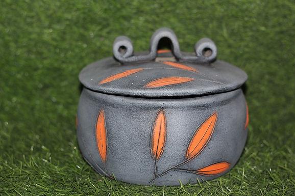 Terracotta Chapati Box