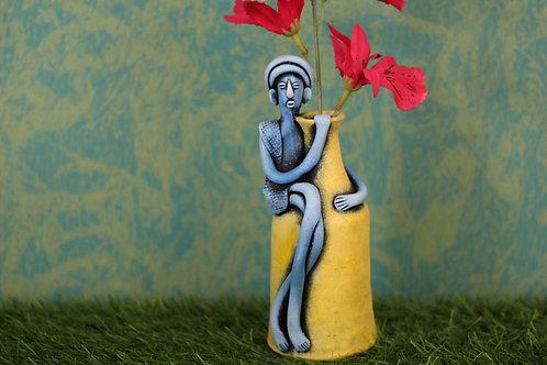 Terracotta Babla Vase