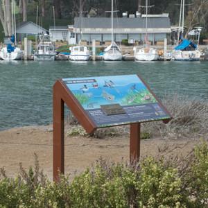 Interpretive Panel, Morro Bay, CA