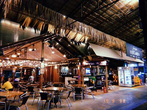 Hai Bin Punggol. Banyan Beer Garden. Singapore beer garden. Cafe. Food and Beverages. Bar.