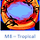 Thumbnail: Tropical Sunset