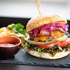 Tokachi Wagyu Burger