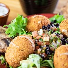 Falafel or Chichen Gyros