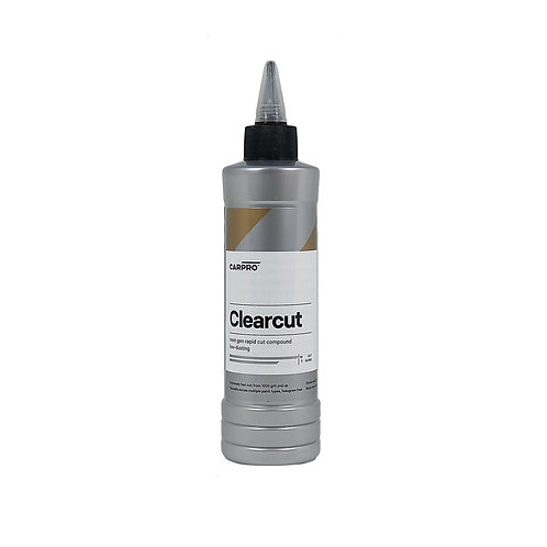 CarPro ClearCut - Fast Cut Compound 250ML