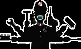 Handyman Stanley Logo