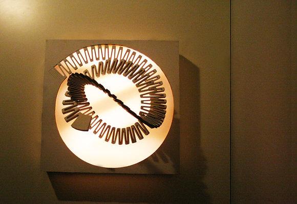 Lampada PLAY base rigida