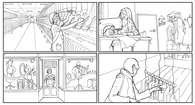 Storyboard Segment