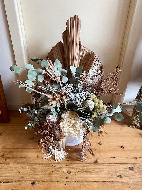 FLOWER PLAY: Everlasting Vase Arrangement