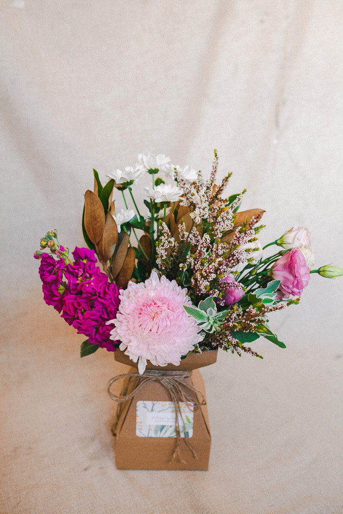 Posy delivery