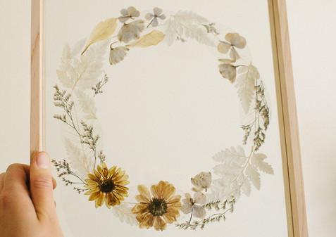 Dainty Wreath