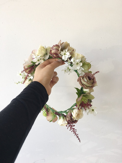 FLOWER CROWN from