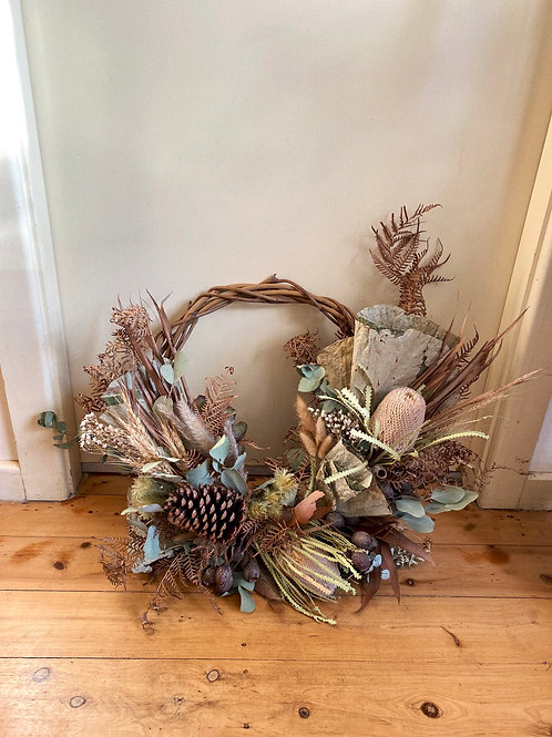 FLOWER PLAY: Everlasting Wreath