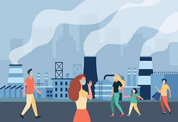 Air pollution, Environment Law